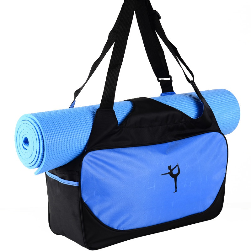 USA Shipping Multifunctional Fitness Yoga Bag Gym Mat Yoga Backpack Shoulder Waterproof Yoga Pilates Mat Case Bag Without Mat