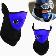 Sport skii Mask New Neck Warm Half Face Mask Windproof Winter Sport ride Bike Cycling mask Ski mask Outdoors dust cap
