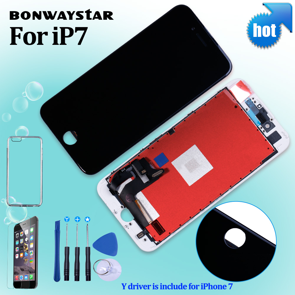 AAA+++ LCD Display For IPhone 6 6S 7 8 Plus Touch Screen Replacement Digitizer Assembly For IPhone 5 5C 5S SE 6S 7 LCD Screen