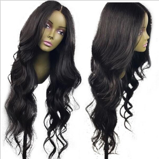 Eversilky Pre Plucked Brazilian Body Wave Wig Full End Lace Front Human Hair Wigs For Black Women Remy Human Hair Wigs 8-26 Inch