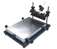Venta Impresora de plantilla Manual de tamaño medio autorizada Yingxing máquina de impresión de seda 240 300mm