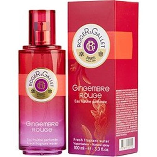 Roger & Gallet 238516 Gingembre Fresh Fragrant Water Spray - 3.3 oz roger gallet