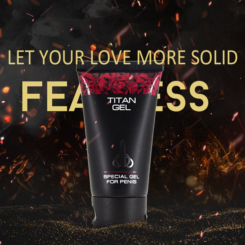 Titan Gel big Dick penis enlargement cream increase xxl Oil, Imported External Use, grow Thickening viagra pills aphrodisiac 2