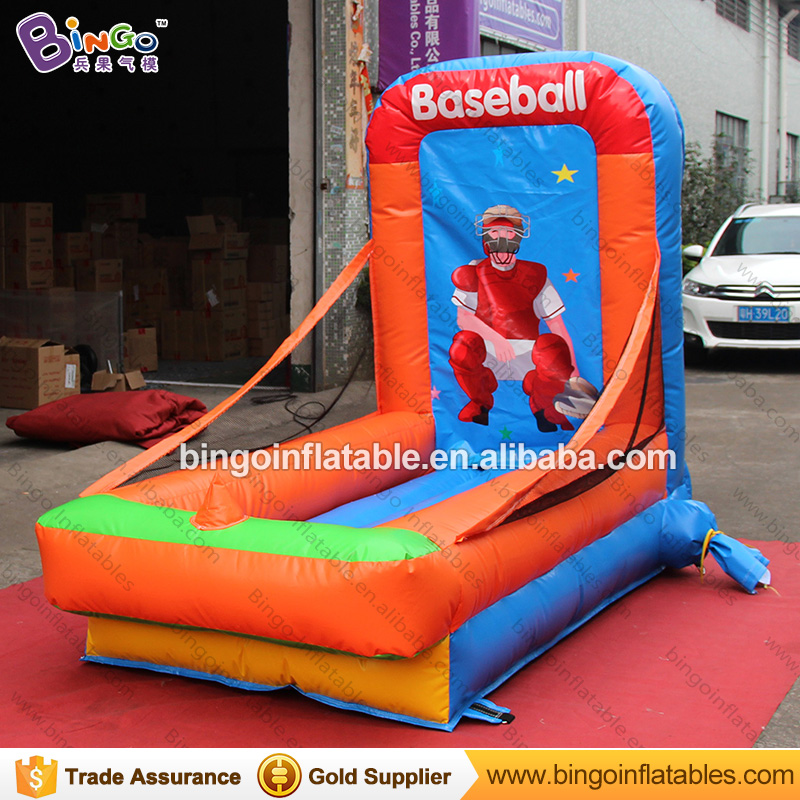 Customized 1.3x2.5x2 Meters Inflatable funny games high quality baseball model type inflatable games for adult and children toys plastic bad dog bones tricky toy games creative funny high quality parent children family party games unisex children game gifts