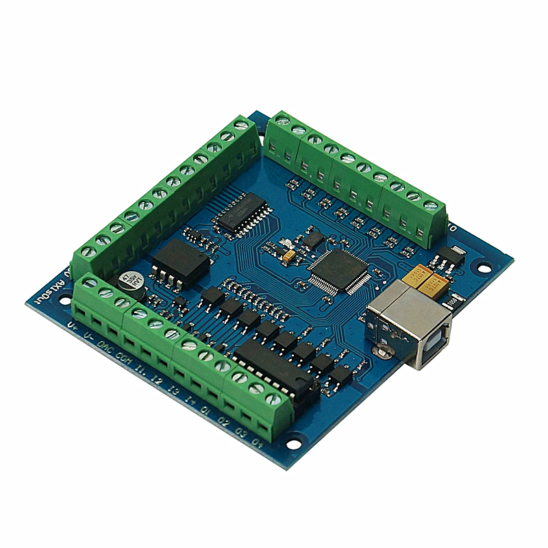 mach3 USB control card 4axis (4)