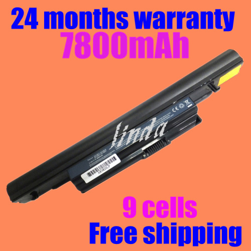 Laptop Battery For Acer Aspire 4553 4625 4745 5553 5625 5745 7745G 7745Z 4820TG 5820TG AS5745 AS7745 TimelineX 3820