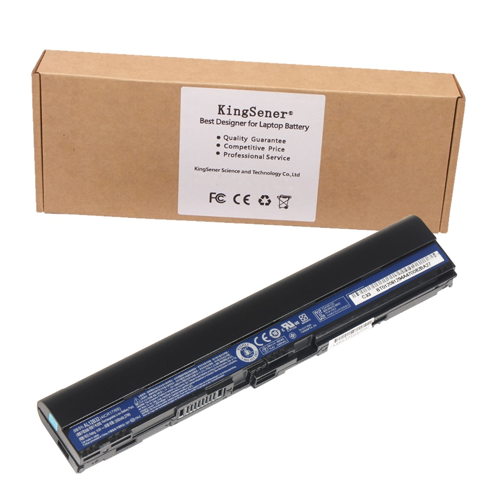 Japanese Cell New AL12B32 Laptop Battery for Acer Aspire One 725 756 V5-171 B113 B113M AL12X32 AL12A31 AL12B31 AL12B32 2500mAh  jigu high quality 6 cell laptop battery as10b51 as10b3e as10b5e for acer aspire 3820tg 4820t 4820tg 5820t 5820tg