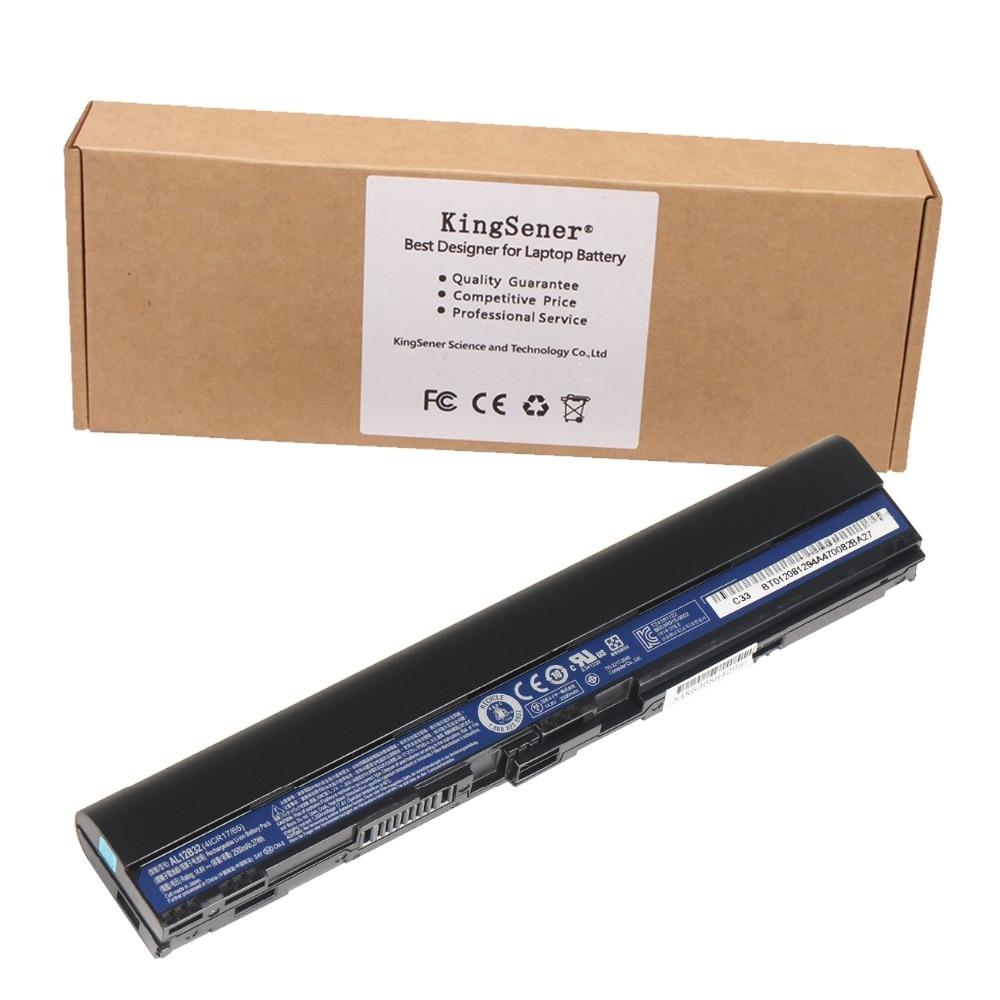 Japanese Cell New AL12B32 Laptop Battery for Acer Aspire One 725 756 V5-171 B113 B113M AL12X32 AL12A31 AL12B31 AL12B32 2500mAh wzsm new lcd flex video cable for acer aspire one 756 v5 171 v5 131 laptop cable p n dc02001ke10