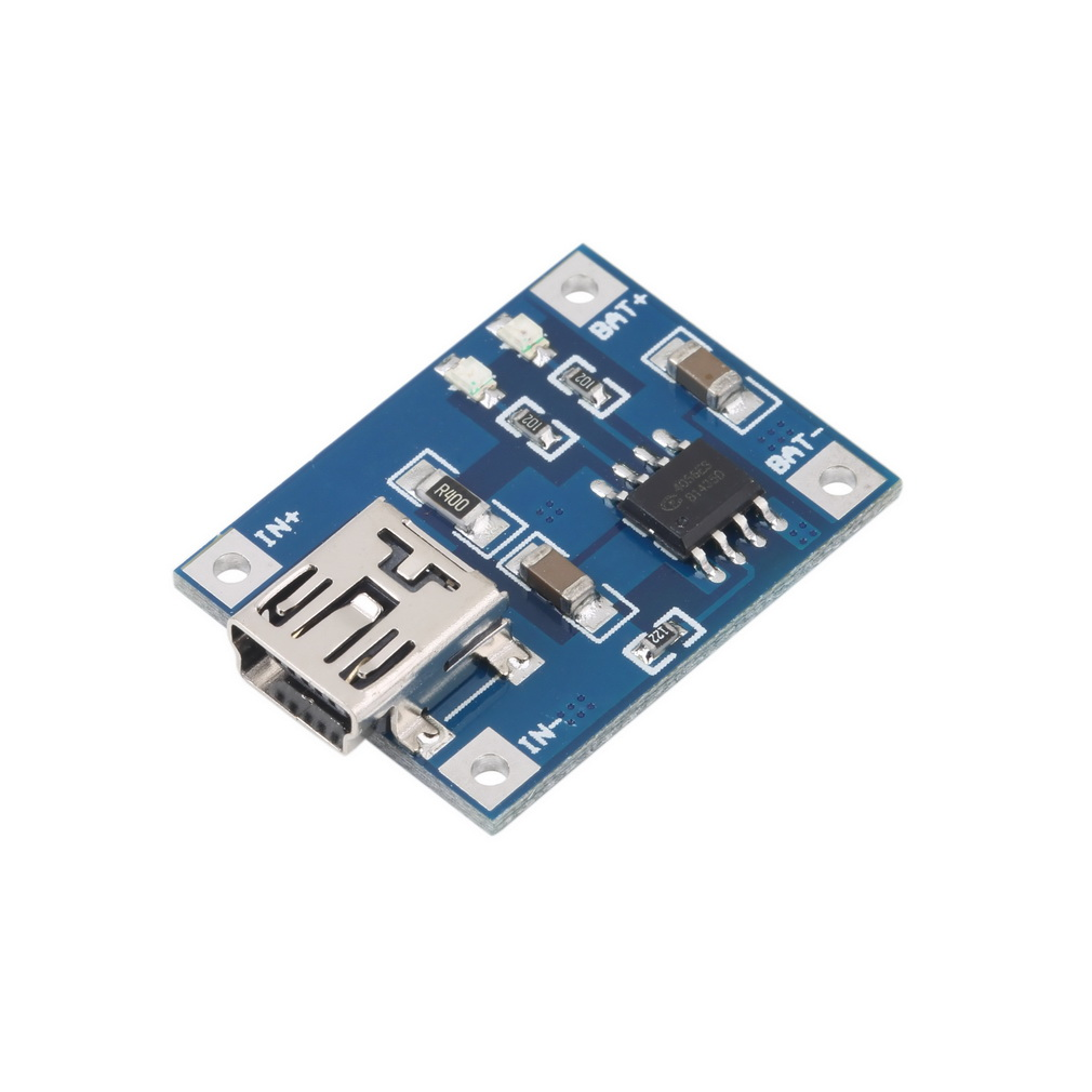 1 PC 5V Mini USB 1A Lithium Battery Charging Board TP4056 Charger Module DIY New 5v 1a lithium battery charging board charger module li ion led charging board