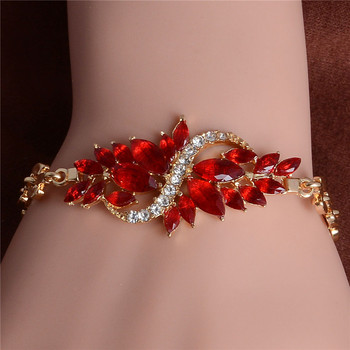 Women's Fashion Colorful Bracelets Bracelets Jewelry New Arrivals Women Jewelry Metal Color: H073