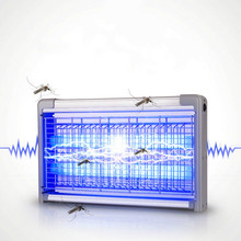 220V 2W Electric Mosquito Killer Lamp LED Light Mosquito Repellent Pest Control Insect Bug Fly Zapper Trap 220v 2w electric mosquito killer lamp led light mosquito repellent pest control insect bug fly zapper trap