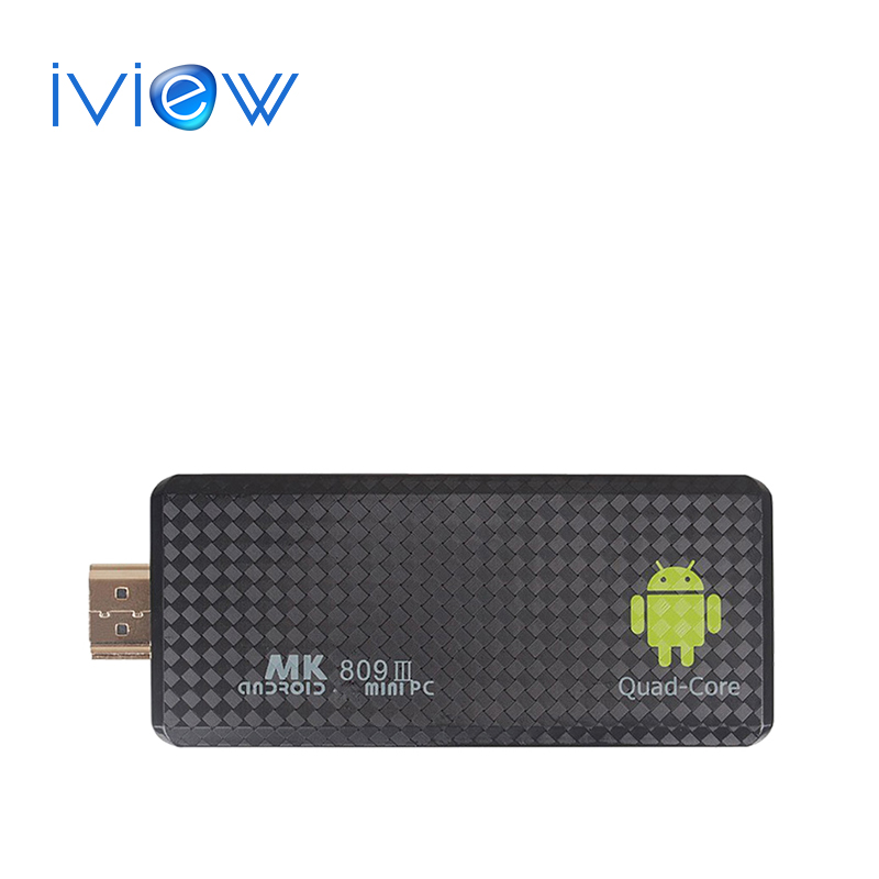 In Stock MK809 III Quad core RK3188 android tv stick 2GB RAM 8GB ROM bluetooth wifi Mk809III Mini PC dongle Android 4.4.2