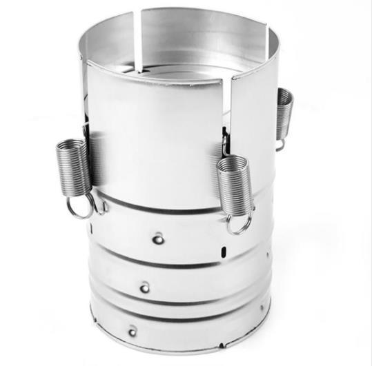 Stainless steel kitchen tool cooker three layer ham press hamburger making gadget Kitchen accessories