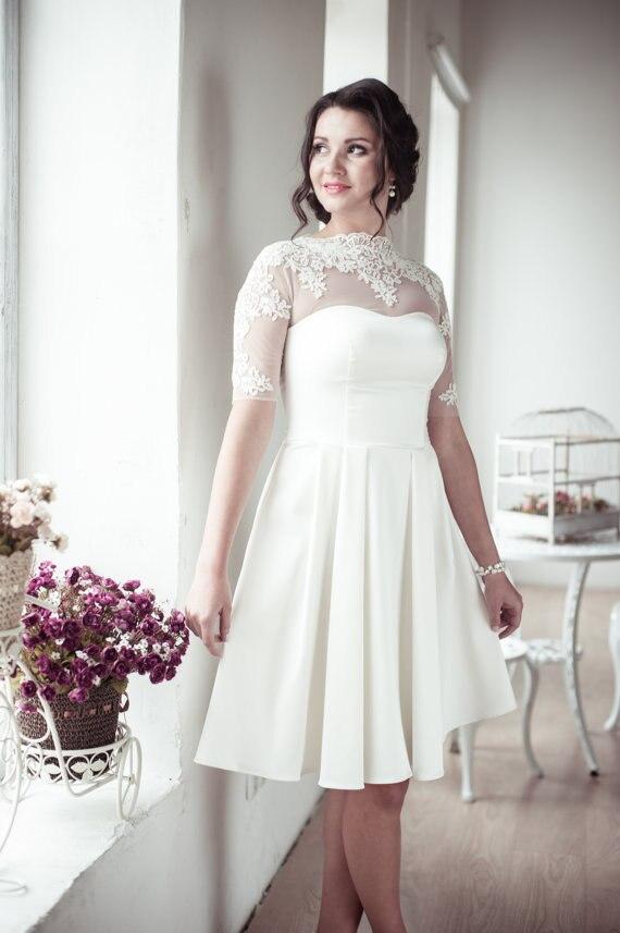 High Quality Vintage Wedding Dress Size 16-Buy Cheap Vintage ...