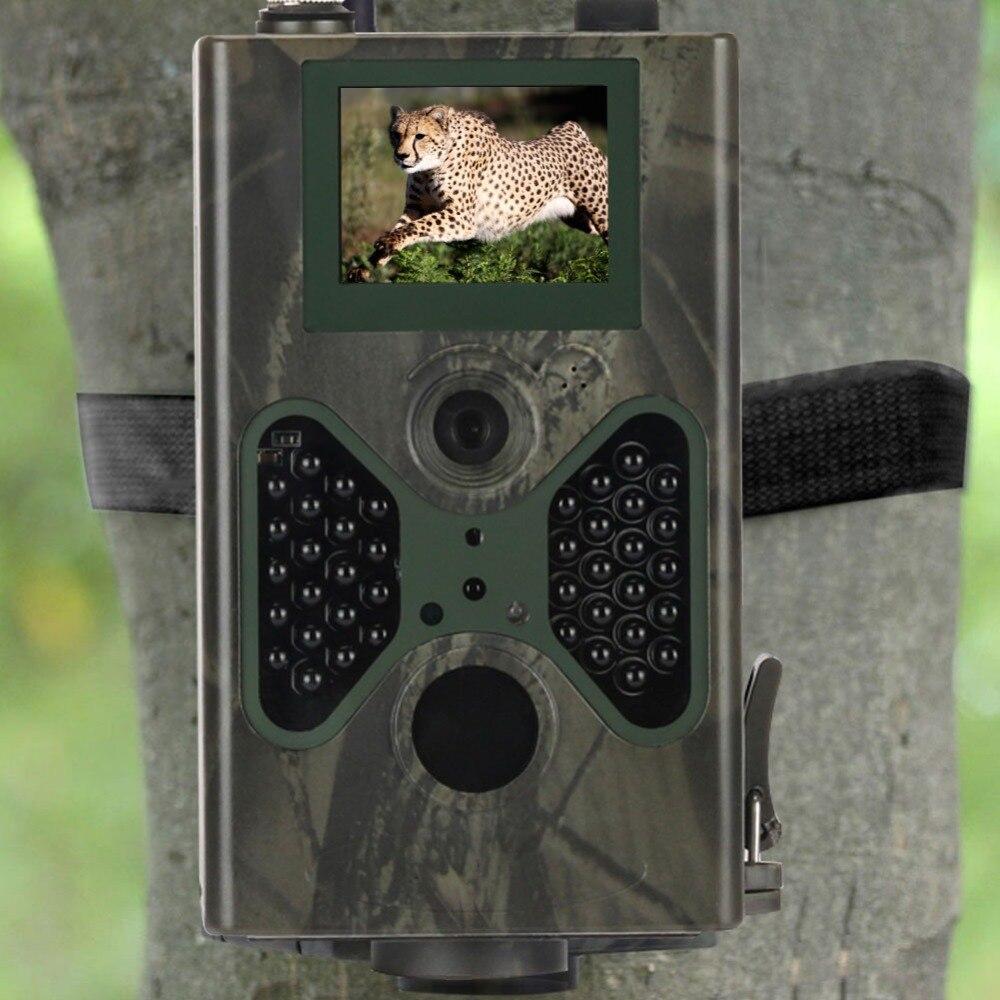 Caméra de chasse 16MP pièges Photo Email SMTP MMS GSM 1080 P Vision nocturne HC300M mise à niveau HC330M caméras de Surveillance de la faune - 3