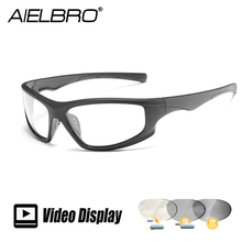 New Polarized Cycling Bicycle Glasses Outdoor Sports MTB Bicycle Bike S