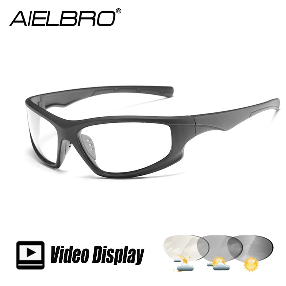 New Polarized Cycling Bicycle Glasses Outdoor Sports MTB Bicycle Bike Sunglasses Goggles Bike Eyewear Female Male Windproof Gogg