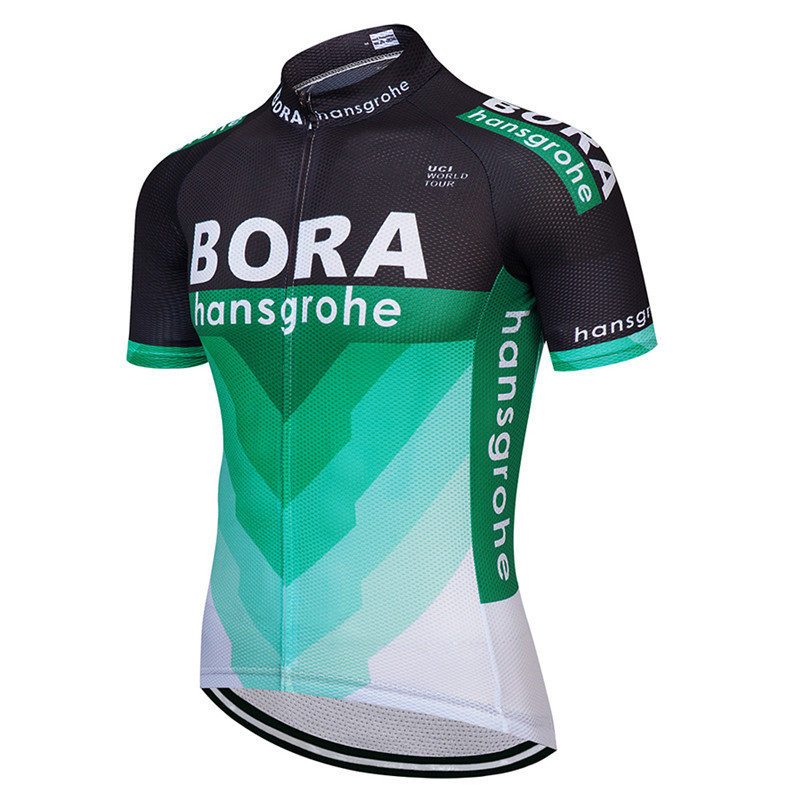 2018 Bora Team Summer Dh Pro COMP UCI World Tour 9d Gel Cycling Jerseys Shirts Cyle