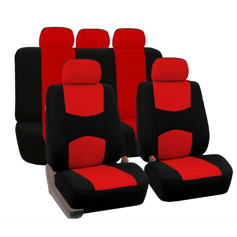 Automobiles Seat Covers Full Car Seat Cover Universal Fit Interior Seat Protector Car-Styling Accessories
