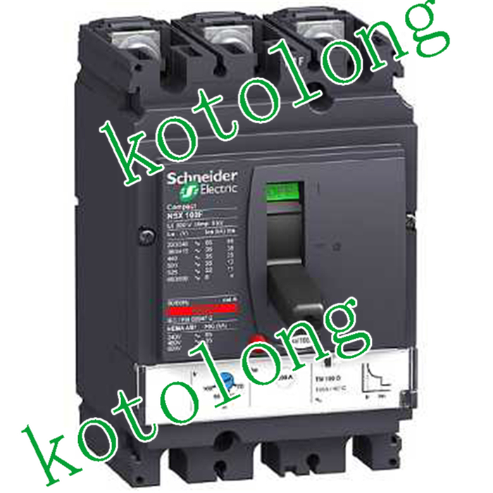 Compact NSX250B TMD 3P LV431110 3P-250A LV431111 3P-200A LV431112 3P-160A LV431113 3P-125A compact nsx160b tmd 3p lv430310 3p 160a lv430311 3p 125a lv430312 3p 100a lv430313 3p 80a