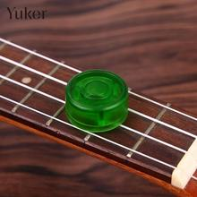 Yuker 10 pcs Multi Color Candy Cover Cap Footswitch Topper Colorful Plastic Bumpers For Guitar Effect Pedal