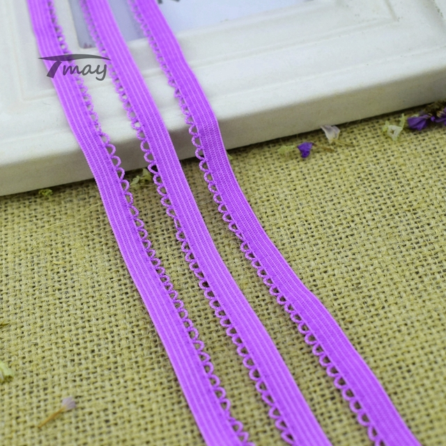 Bandes élastiques #205 élastiques | Sous-vêtements, pantalons de soutien-gorge en dentelle Stretch, garnitures en tissu, ruban de couture, bandeaux pour bébés