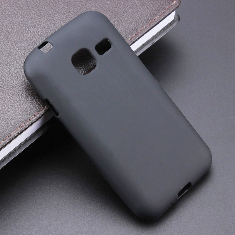 Gel TPU Soft Anti Skiding Phone silicone Case Back Cover For <font><b>Samsung</b></font> <font><b>Galaxy</b></font> <font><b>J1</b></font> Nxt / <font><b>J1</b></font> <font><b>mini</b></font> (<font><b>2016</b></font>) J105 <font><b>J105H</b></font> J105F <font><b>SM</b></font>-<font><b>J105H</b></font> image