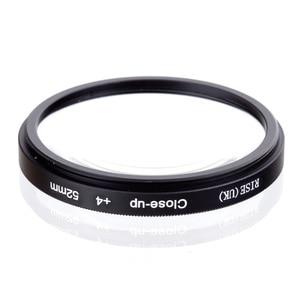 Image 2 - RISE(UK) 52mm Macro Close Up +4 Close Up Filter for All DSLR digital cameras 52MM LENS