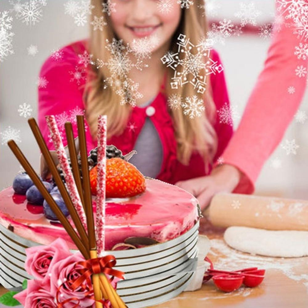 15 20cm Adjustable Cake Slicer Mold Cutter Cake Ring Tools Cake ...