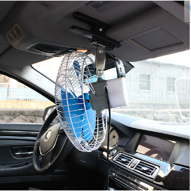 aliexpress com free shipping portable air conditioner for car truck fan electric fans cigarette lighter 12v 24v diffe size from - Portable Air Conditioner For Car