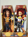 New Hot Sale 40cm Pixar Toy Story 3 Talking Woody Tracy Jessie Pvc Action Figure Collectible Model Doll Toy For Children Gift
