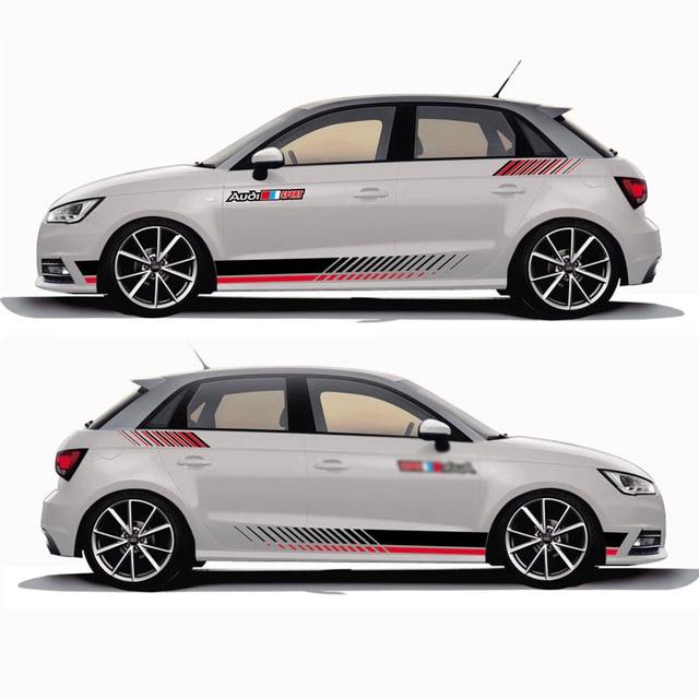 Taiyao Car Styling Sport Car Sticker For Audi A1 30 Tfsi Sportback S