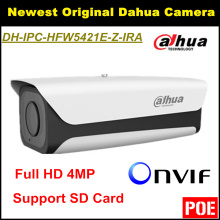 Dahua 4MP IP Camera DH-IPC-HFW5421E-Z-IRA Varifocal Motorized Lens HD IR Security Camera Support POE SD Card IPC-HFW5421E-Z-IRA