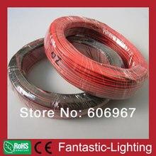 200 м 2PIN провод AWG20 кабель удлинитель провода для светодиодный полосы света одного цвета