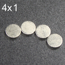 100/200/1000Pcs 4x1 Neodymium Magnet 4mm x 1mm N35 NdFeB Small Round Super Powerful Strong Permanent Magnetic imanes Disc