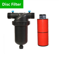 1.5 2 120Mesh T Disc Filter Filter Male Thread Connector Micro and Garden Irrigation Fittings Micro Watering K113