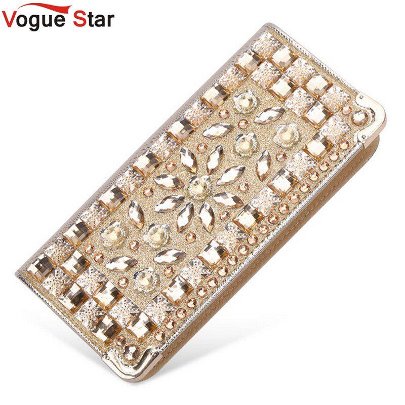 Vogue Star Luxury rhinestone women s