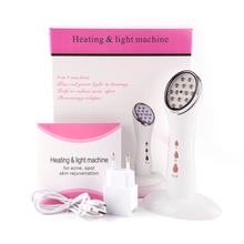 New Beauty Face Lift Massage Electric Skin Health Care LED P