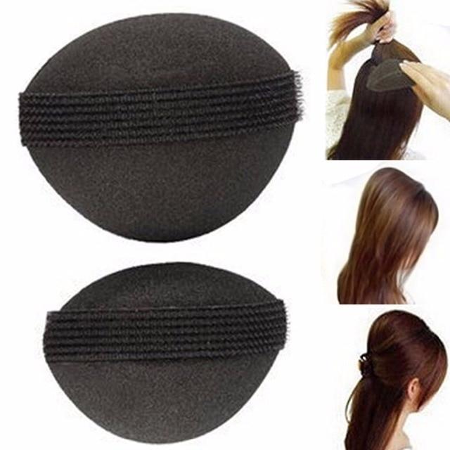 Hot Sponge Hair Maker Styling Twist Magic Bun Base P Insert Tool Volume