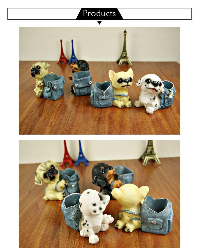 dog figurines (2)