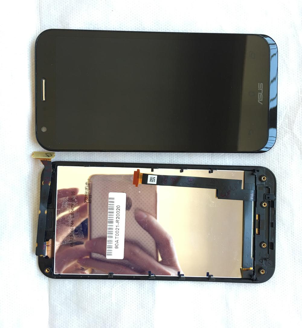 Prix pour LCD Full Display + Écran Tactile Digitizer Verre Capteur Assemblée Pour ASUS Padfone2 Padfone A68