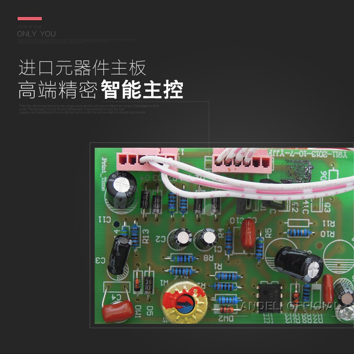 TND(SVC) 500VA Single phase automatic voltage regulator 500W ...