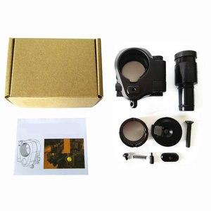 Image 2 - FIRECLUB Caccia Accessori Tactical AR Pieghevole Archivio Adattatore Per M16/M4 Serie GBB(AEG) Per trasporto libero Airsoft