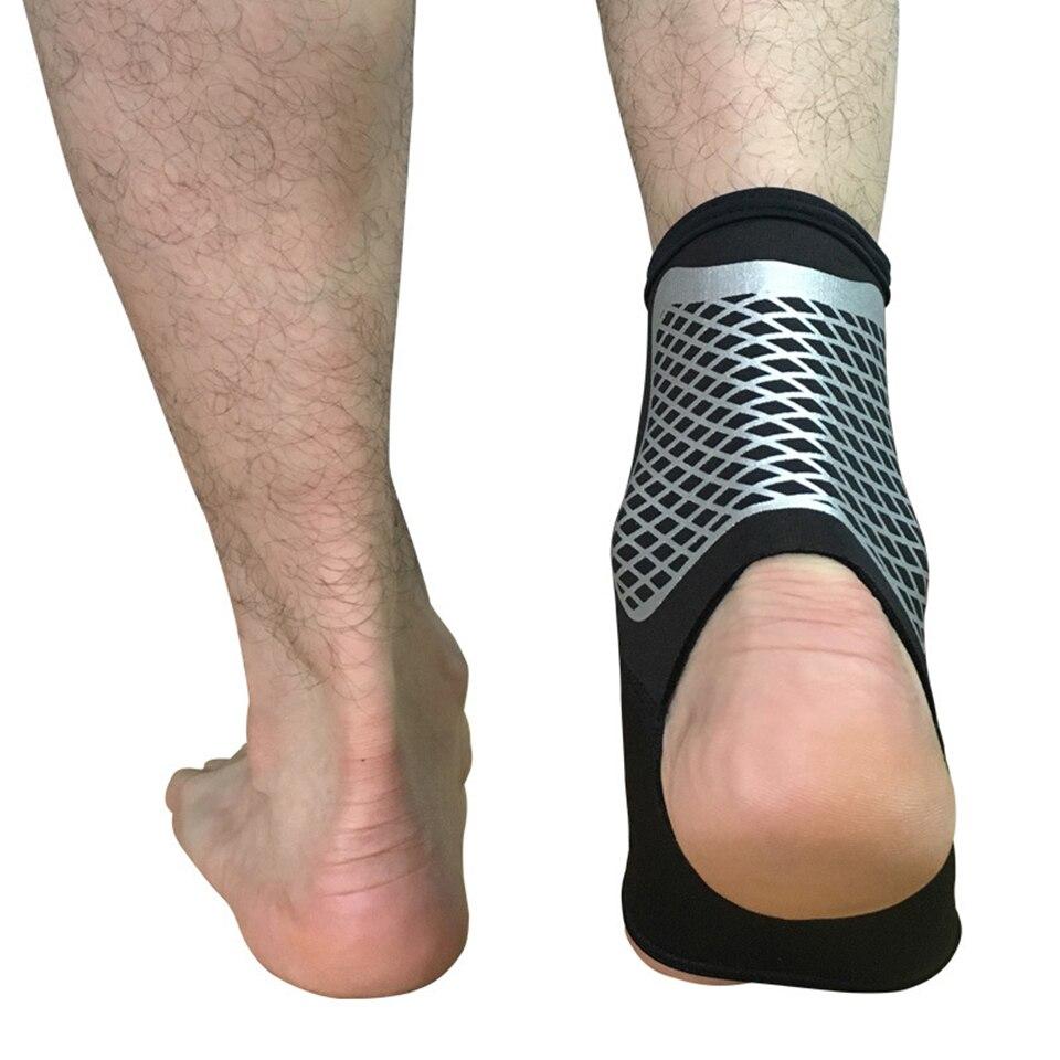 1PCS sportinės kulkšnies atramos kojinės pagalvėlės elastinės - Sportinė apranga ir aksesuarai - Nuotrauka 3