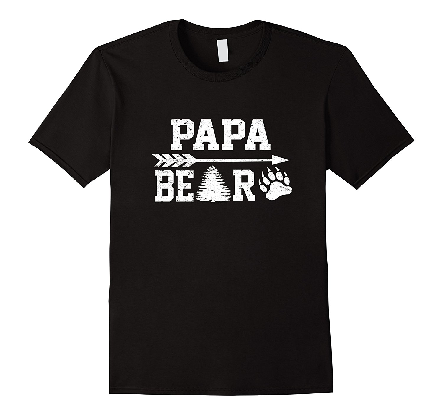 Claw Papa Bear Christmas Pajamas Maching Awesome Tshirt Mens Shirts Short Sleeve Trend Clothing Ment Shirt Summer Style