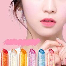New Arrival Makeup Lipstick Moisturizer Transparent Magic Temperature Flower Color Changing Long Lasting Lipstick Lip rorec long lasting matte lipsticks waterproof moisturizer lip balm jelly lipstick transparent color changing lipstick makeup