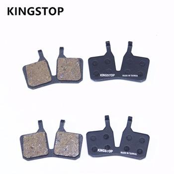 Rowerowy hamulec tarczowy do magury MT5 pasuje również do MT7 wyprodukowanego na tajwanie tanie i dobre opinie KINGSTOP Hydrauliczny hamulec tarczowy (hydrauliczny hamulec pad) SH902 Klocki Semi - Metallic Mountain Bikes