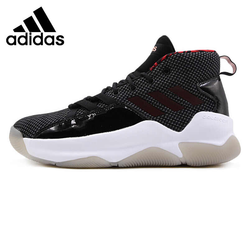 Original New Arrival 2019 Adidas STREETFIRE Men's Basketball Shoes Sneakers