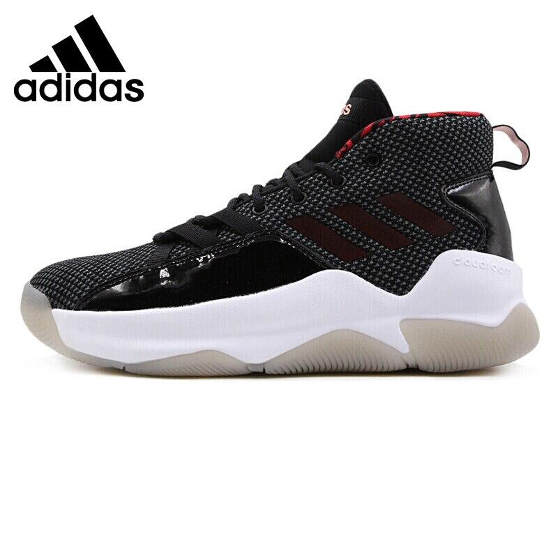 D'origine nouveauté 2019 Adidas STREETFIRE basketball pour hommes Chaussures de Sport