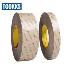 55m Length Double Sided Adhesive Tape High Strength PET Tape No Traces Sticker For Phone LCD Screen